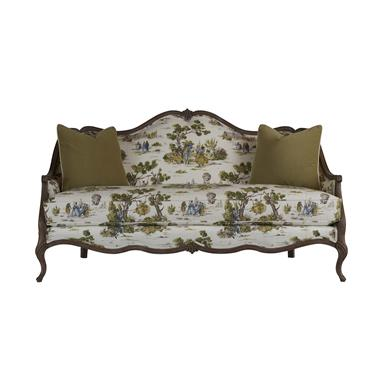 Highland house furniture 4104 75 chinon sofa for French country furniture catalog