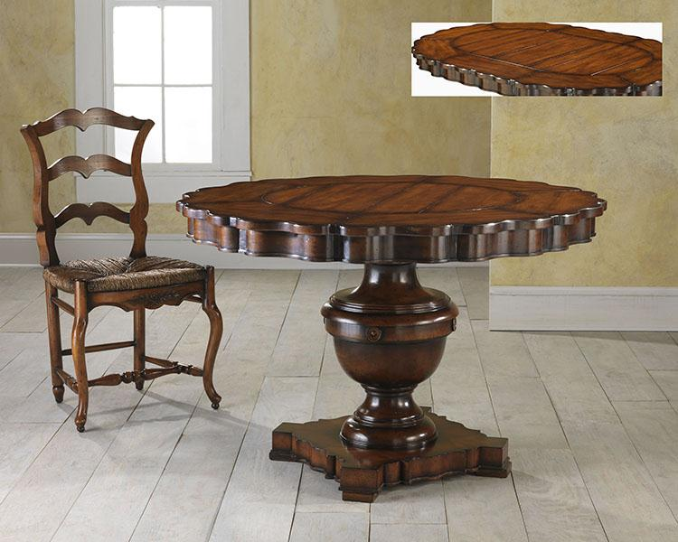 Amazing French Country Round Pedestal Dining Table 750 x 600 · 65 kB · jpeg