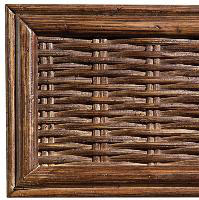 Antique Pine Wicker