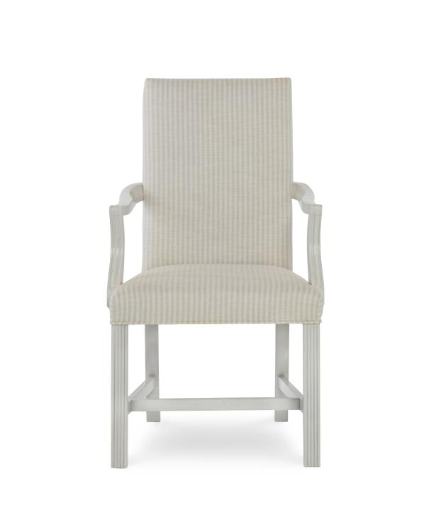 Rollins Chair: 1395A-Rollins Dining Arm Chair