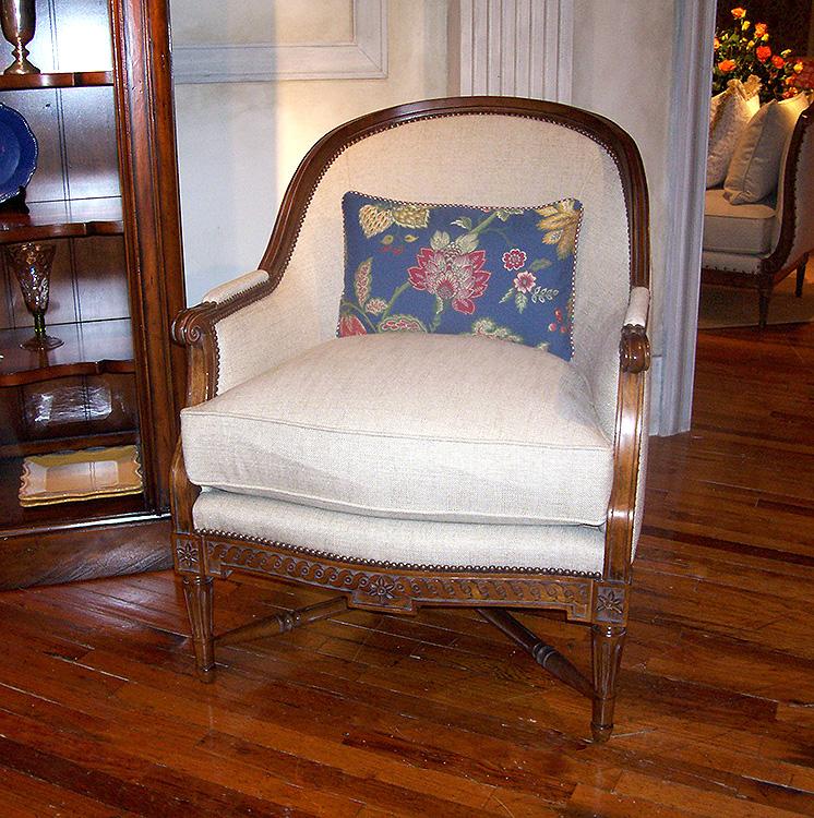 Highland House Furniture 965 Riviera Chair