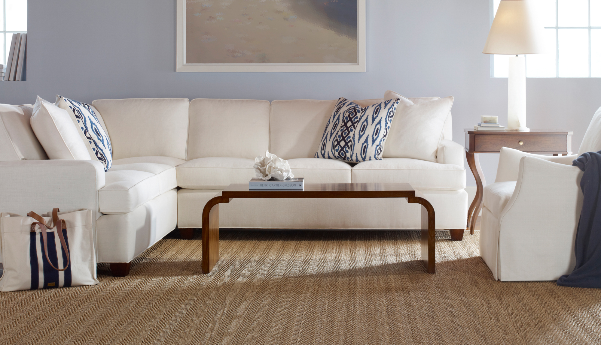 Elegant Collection: Highland House Upholstery Item Shown: 8010